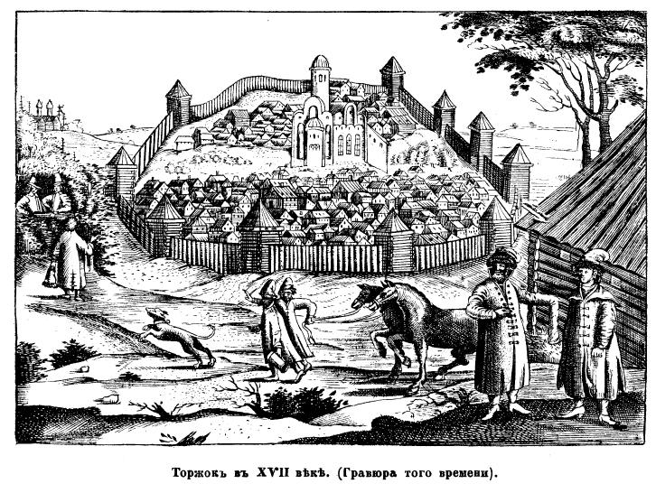 Город из деревни: четыреста лет российской урбанизации